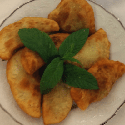 Χορτοπιτάκια | νηστίσιμη συνταγή