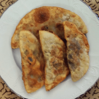 Ελιοπιτάκια τηγανιτά - συνταγή
