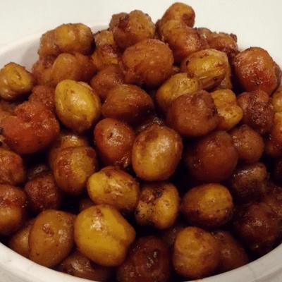 Πικάντικα ρεβίθια - συνταγή