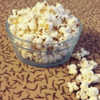 Pop corn | συνταγή