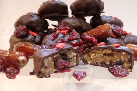 Καριόκες νηστίσιμες με super foods