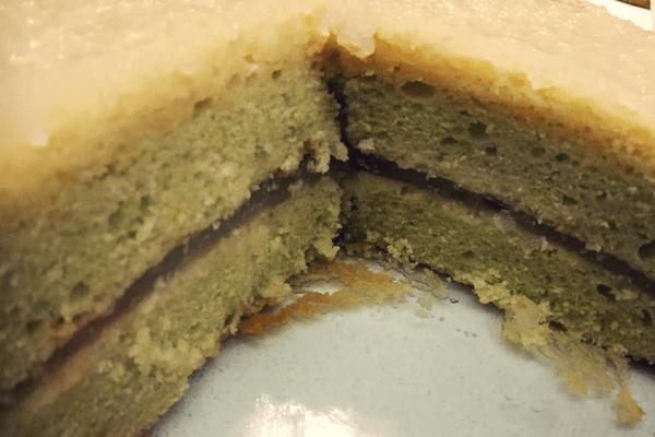 Κέικ με κρέμα λεμονιού / Τούρτα λεμόνι