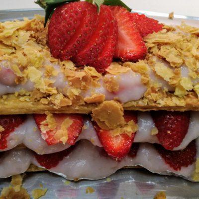Μιλφέιγ φράουλα